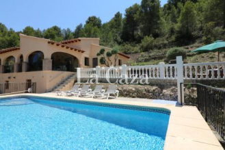 Beautiful villa near Benissa with private pool
